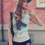 Napi tini – Street girl