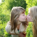 Szöszik csókja